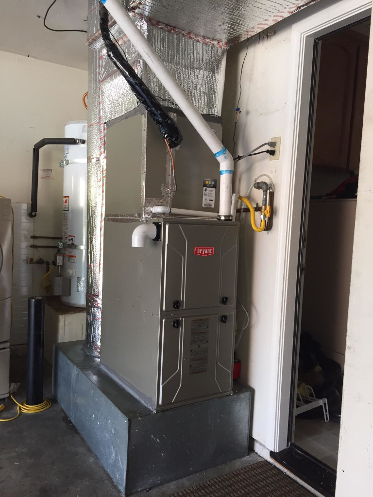 Heating installation services roseville ca belle air - Most efficient heating system ...