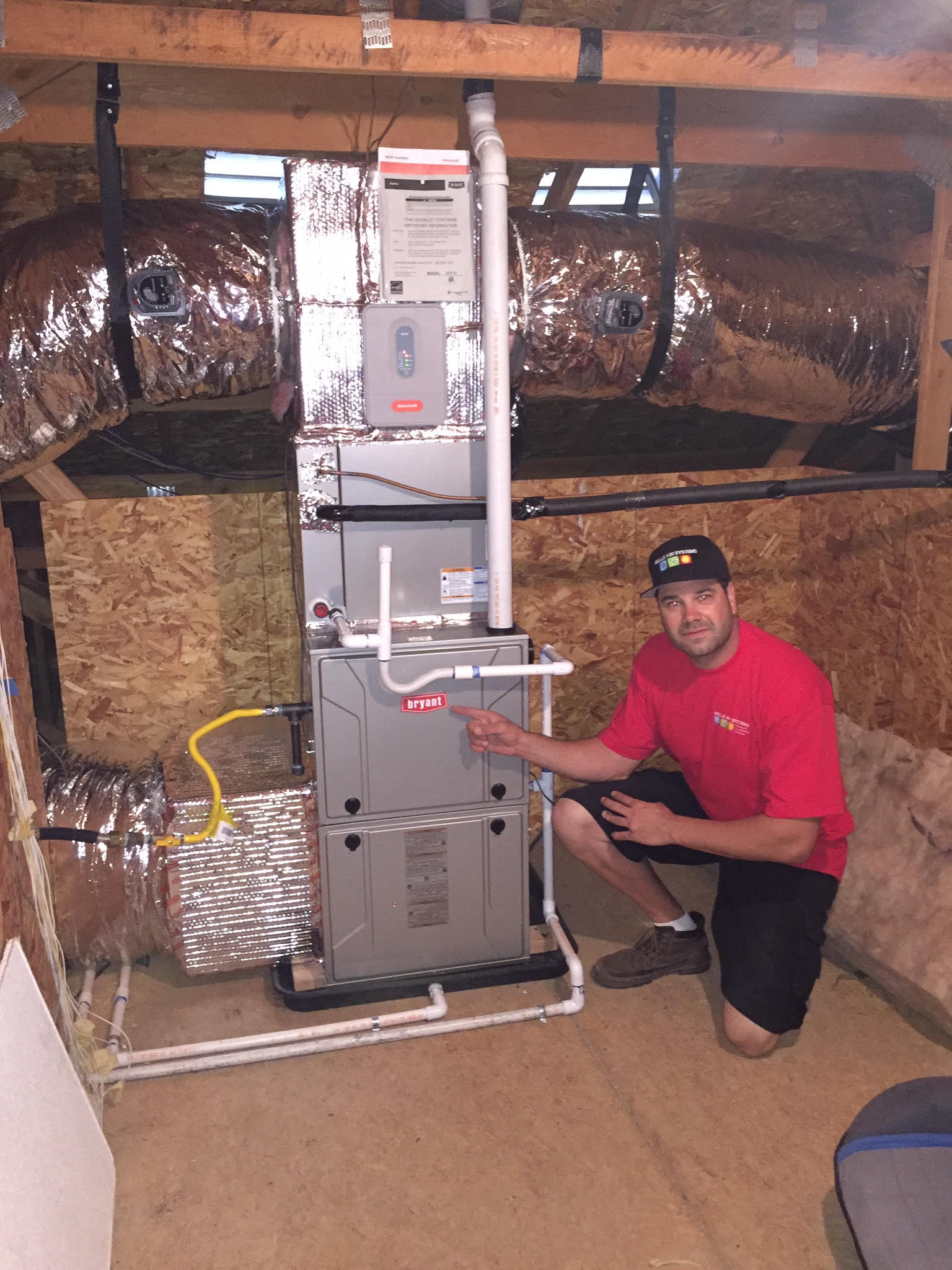 Heating Installation Services Roseville Ca Belle Air